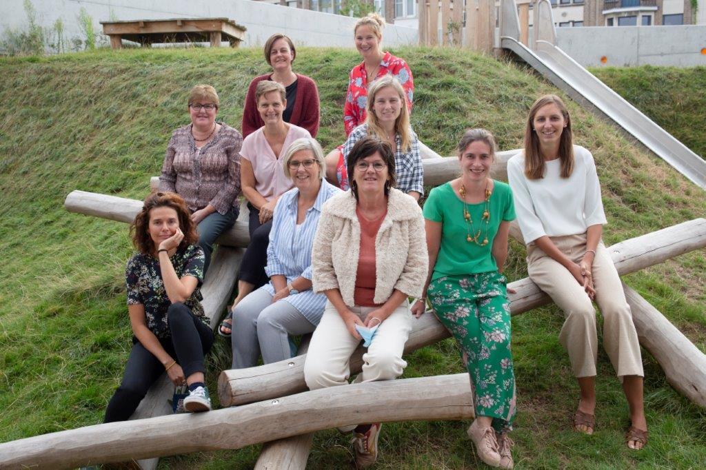 Kleuterschool - Team Huis